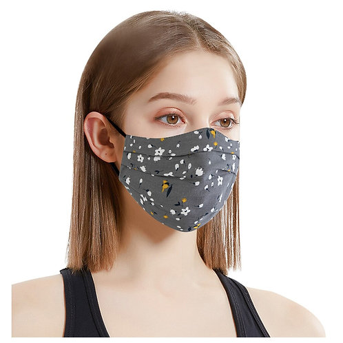 Bali - Washable Face Mask Adult Colourful Face Covering