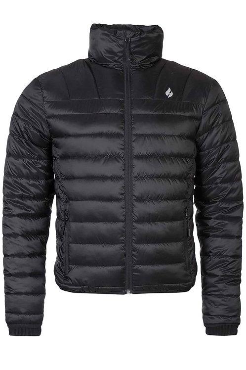 Mens Thermal Waterproof Fleece Lined Puffer Jacket
