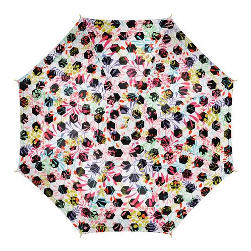 Celebracao de Futebol - Colourful Umbrella