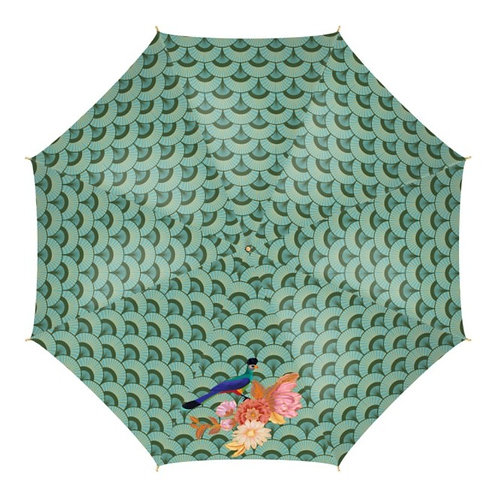 Passaro Roxo - Colourful Umbrella
