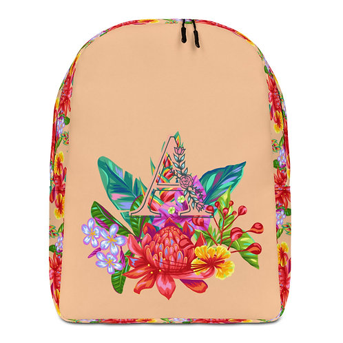 Colorido - Personalised Designer Backpack for Women or Girls