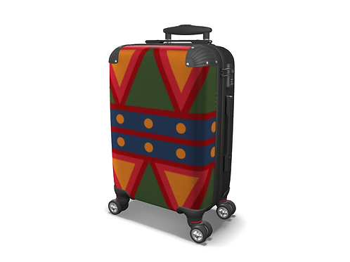 Tambor Colourful Carry-on Luggage