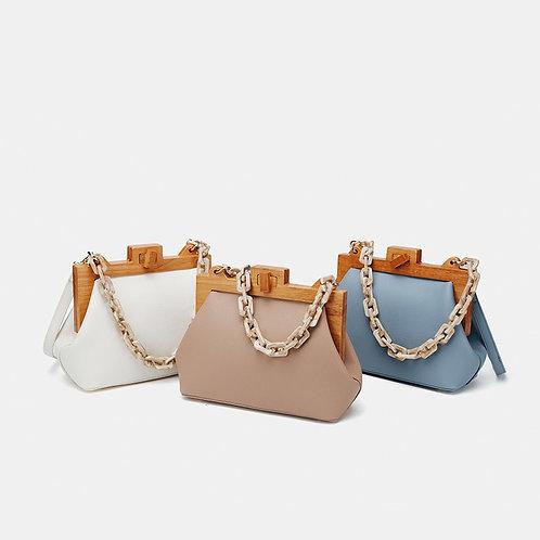 Rio - Ladies Handbag with Statement Chain