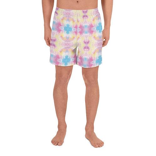 Ocaso - Men's Designer Athletic Long Shorts