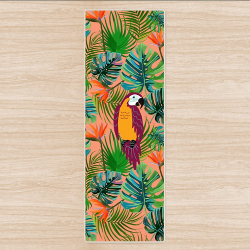Brazil Papagaio - Yoga Mat - Fitness Mat - Training Mat