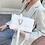 Thumbnail: Athina Womens White Handbag