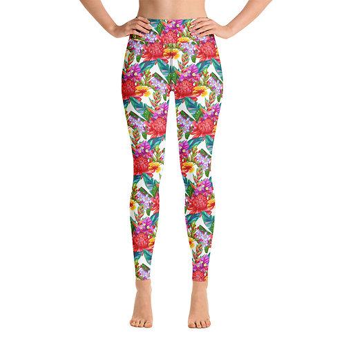 Colorido - Super Soft Designer High-Waist Gym Leggings for Women