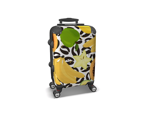 Graos - Colourful Suitcase - Carry-on Luggage