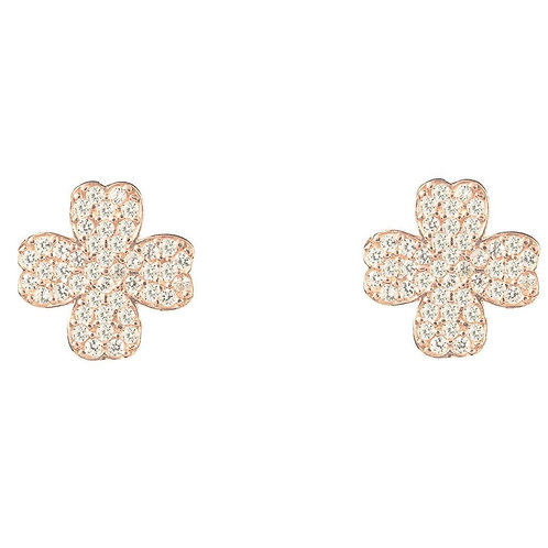 Lucky Four Leaf Clover Earrings - Gifts for her