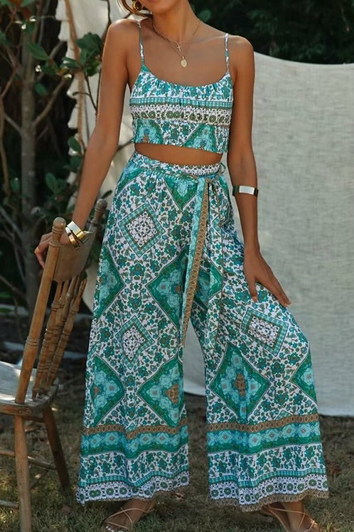 El Jadida - Boho Set - Staycation Wear - Boho Loungewear