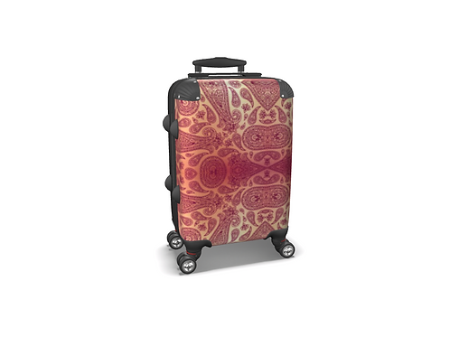 1001 Nights Colourful Carry-on Luggage