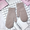 Thumbnail: Double-Layer Winter Mittens - Wool Gloves