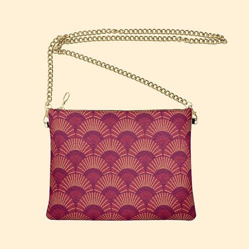 Paixao Designer Bag - Handmade Real Leather Crossbody Bag