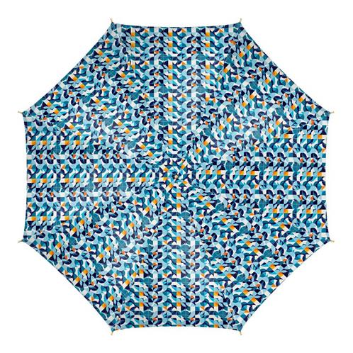 Azulejos Colourful Umbrella