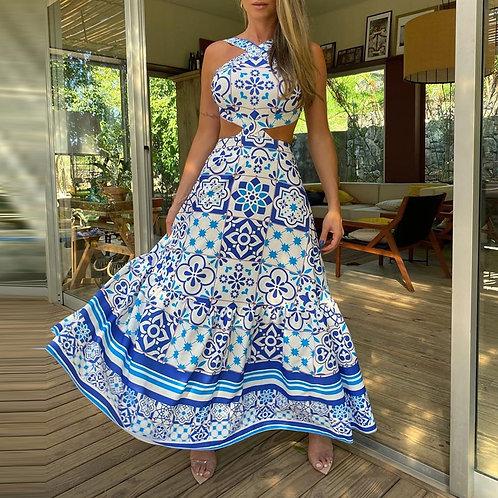 Telha - Azul Blue Dress