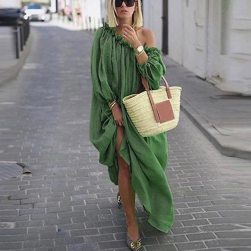 Medina - Loose Maxi Dress