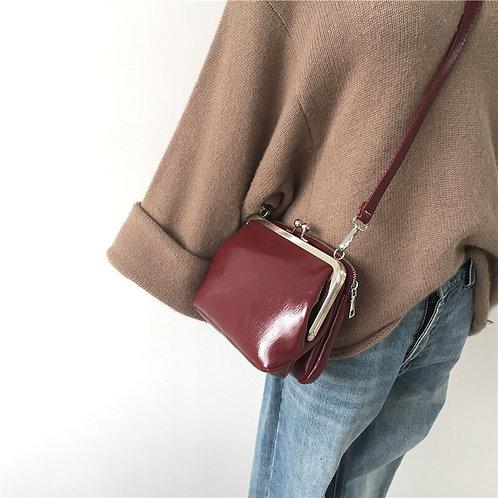 Brazil - Vintage Style Small Crossbody Bag