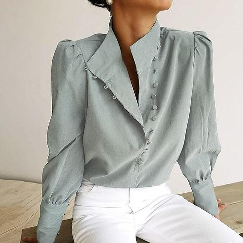 Larache - Puff Sleeve Shirt