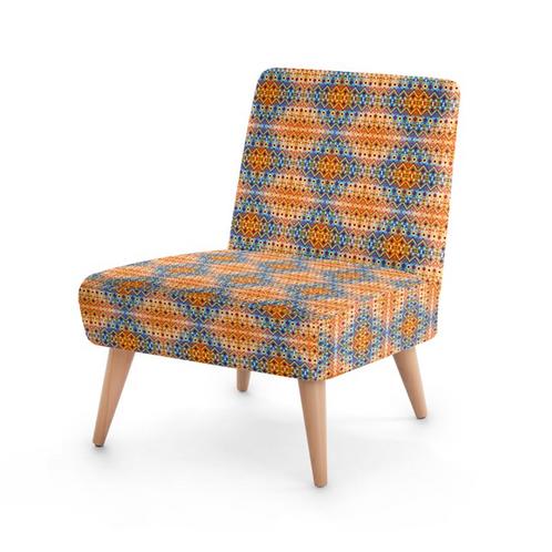 Caleidoscopio - Designer Bespoke Occasional Chair
