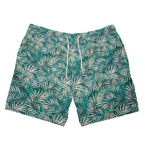 Floresta - Designer Swimming Shorts for Men