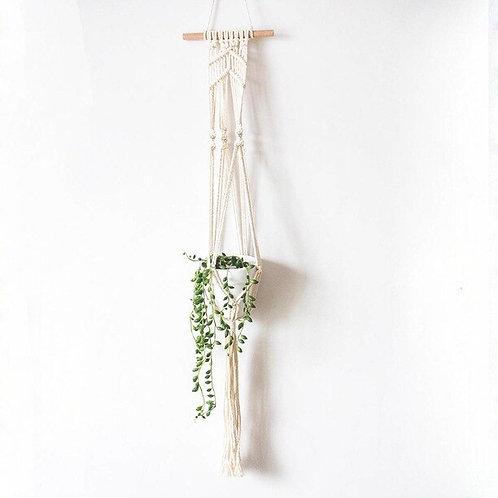 Bali - Handmade Macrame Plant Hanger