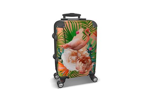 Flamingo Colourful Carry-on Luggage