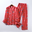 Thumbnail: Bavaria - Flannel Pajama Sets in Cotton for Women - PJ Staycation wear