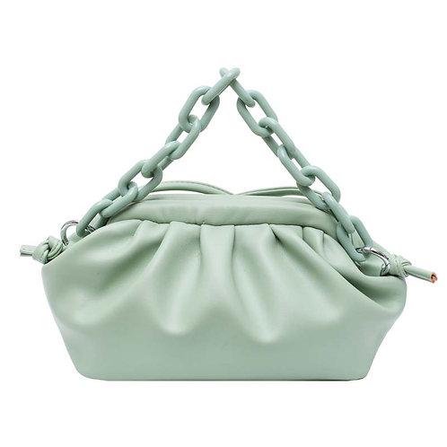 Nefele Handbag - Women's bag in Yellow, Mint, Black, Pink, Blue colours