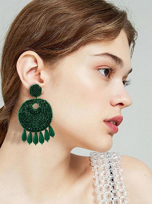 Verde - Earrings