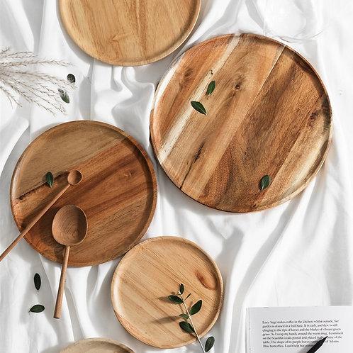 Brazil - Wooden Plate
