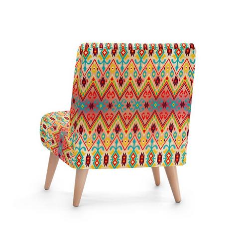Rio Carnaval - Designer Bespoke Occasional Chair