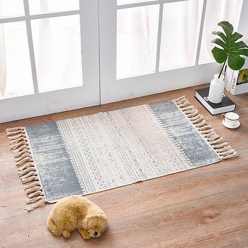 Morocco - colourful rug