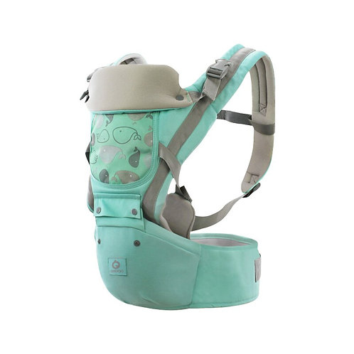 Kangaroo - Multi-colour Baby Carrier for Baby 0-36 Months