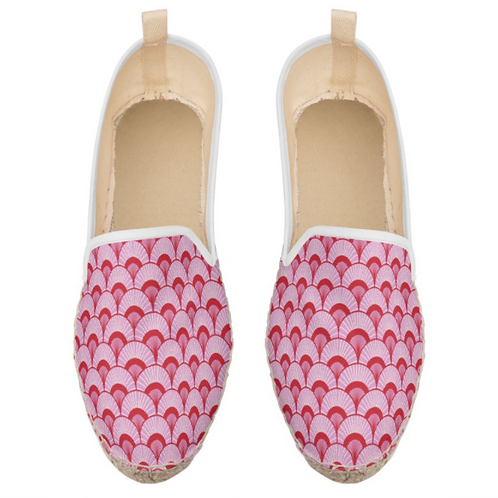 Rose City - Handmade Espadrilles Loafers