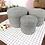 Thumbnail: Bali - Set of Handmade Rattan Round Storage Baskets With Lid