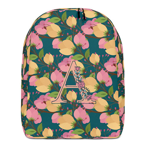 Nymphaea - Personalised Designer Backpack for Women or Girls