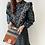 Thumbnail: Zagora - Boho Flannel Dress with Ruffles