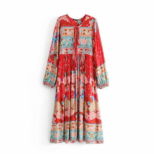 Warna - Midi Loose Dress