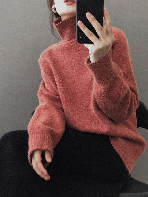 Bavaria - Cashmere Wool Woman's Sweater - Female Jumper