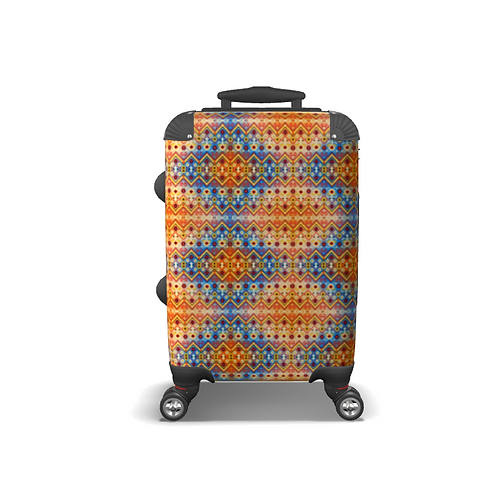 Caleidoscopio - Carry-on Luggage - Colourful Suitcase
