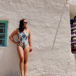 Casablanca swimsuit