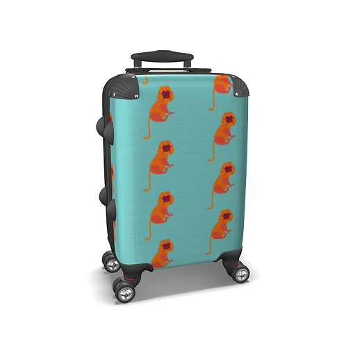 Macaca - Colourful Carry-on Luggage