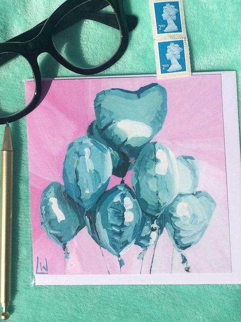 Aqua balloons