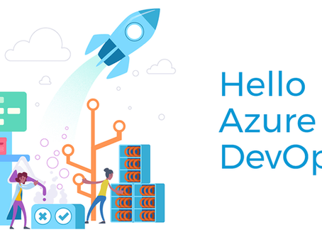 Join me in a community launch party for Azure DevOps @ Microsoft!