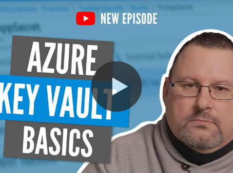 How to keep your 'secrets' secret in Azure