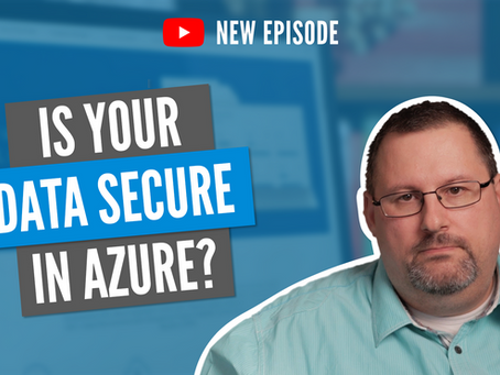 Is your data secure in Azure?