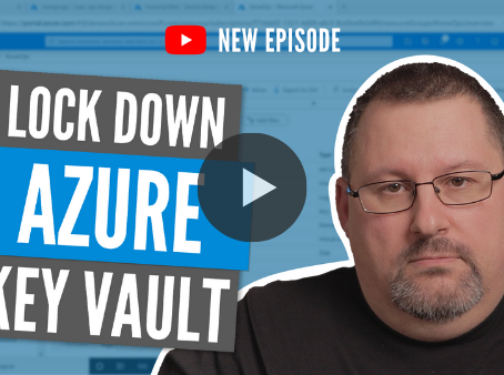 How to restrict network access to Azure Key Vault