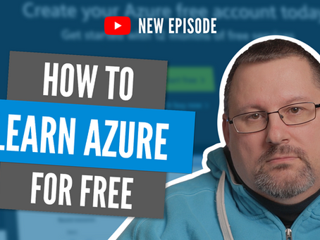 How to learn Azure for FREE in 2020