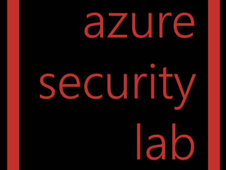 Azure Security Lab: a new space for Azure research and collaboration