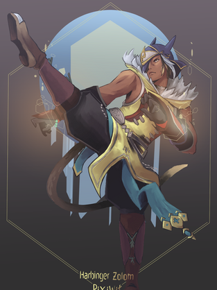 Fred AW- ffxiv monk.png